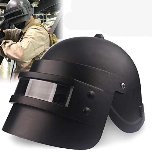 n Level 3 Helmkappen-Requisiten, Spiel Cosplay-Maske Battlegrounds, Level 3 Helmkappen-Requisiten ()