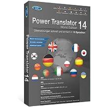 Avanquest Power Translator 15 World Edition - Traductor (Alemán, 750 MB, 512 MB, Pentium, PC, Windows XP, Windows Vista 32-bit, Windows 7, Windows 7 64-bit, Windows 7 32-bit)