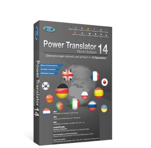 Avanquest Power Translator 15 World Edition