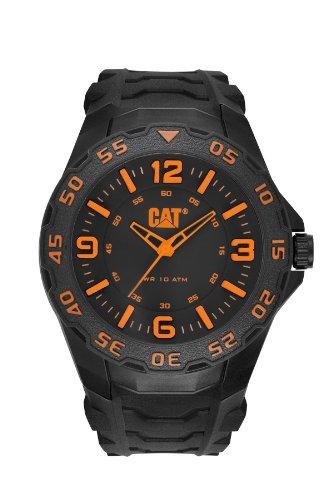 CAT WATCHES Herren Armbanduhr Datum klassisch Quarz Gummi LB.111.21.134
