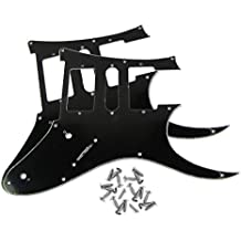 IKN – 2pcs 3ply HSH 7 V CARGAS 9 Agujeros – Golpeador para guitarra Ibanez RG