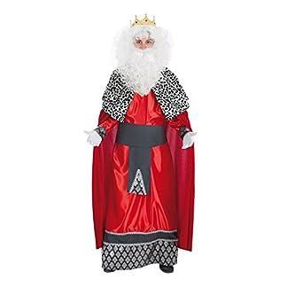 Creaciones Llopis Disfraz de Rey Mago Melchor para Hombre