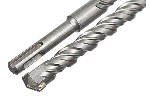 1 x 7.0mm x 210mm SDS Plus Hammer Drill Bit