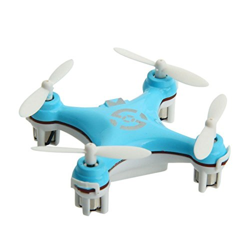 Haibei-Cheerson-Cx-10-Micro-Drone-24GHz-4CH-Giroscopio-de-6-ejes-Rc-Quadcopter-Airplane-Super-Mini-UFO-Drone-RTF-con-luces-LED