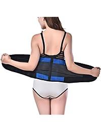 Zhuhaitf bueno Quality Women's Support Belt Slim Adjustable Protection Waist Keep Warm Band Pelvis Belts Shapewear