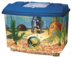 Spongebob Square Pants Aquarium Kit