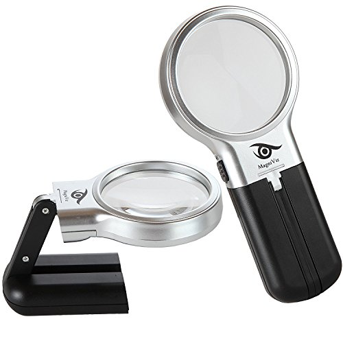 magniviz-magnifying-glass-with-led-light-and-adjustable-folding-stand-hands-free-or-hand-held-3x-por