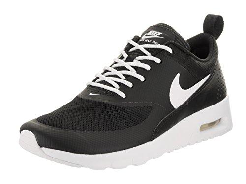 Ragazza Nero Scarpe Corre Nike Thea gs Che Bianco Max Air fxqHwIB