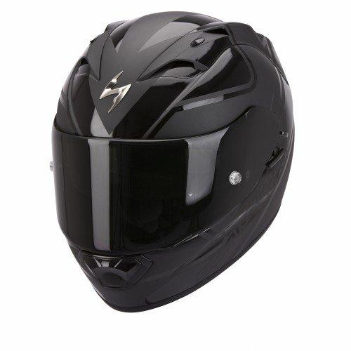 Scorpion EXO-1200 AIR FREEWAY Integralhelm - schwarz matt/glänzend Größe L