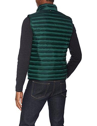 Tommy Hilfiger Herren Weste Lw Packable Down Vest Grau (Ponderosa Pine 373)