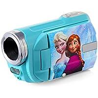 Frozen CA5-04027-INT Caméscope numérique 5 Mpix Noir