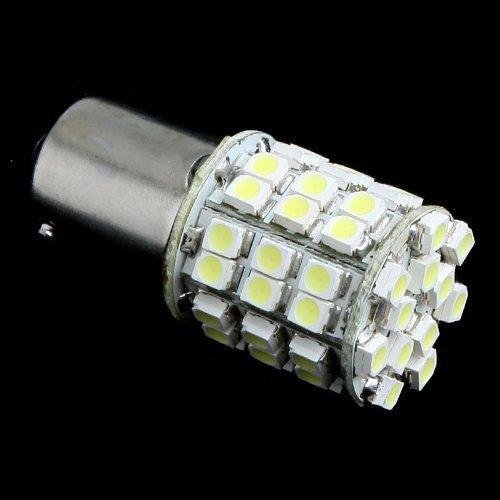 2 x 54 KINGZER - 1156 BA15S 1210 SMD LED Leuchtmittel Singal Auto Blinker Bremslicht weiß
