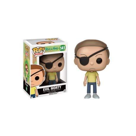 funko pop rick and morty Funko - Figurine Rick And Morty - Evil Morty Exclu Pop 10cm - 0889698110419
