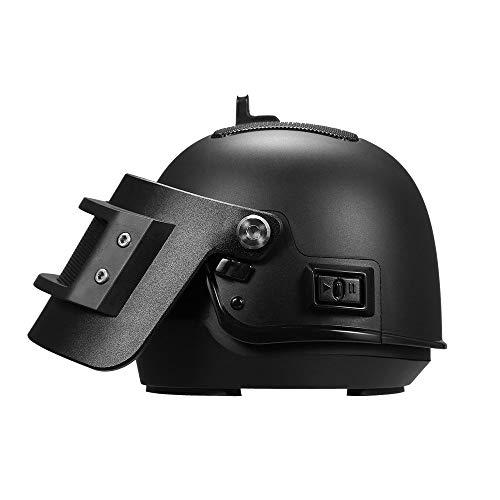 Weikeya Kabelloser BT-Lautsprecher für Spiele PUBG Loud Speaker V4.2 Tragbarer Bass-Stereo-Lautsprecher für Telefone und im Auto (Tablet Telefon Boost Mobile)
