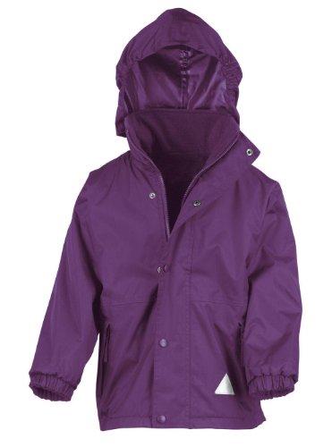 Result Junior Reversible Storm Dri 4000 Fleece