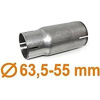 1 x BayWorld Regenklappe 67mm Schutzkappe Hoch-Auspuff Wetterkappe 63 bis 71mm
