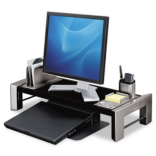 FEL8037401 - Fellowes Flat Panel Workstation Shelf by Fellowes