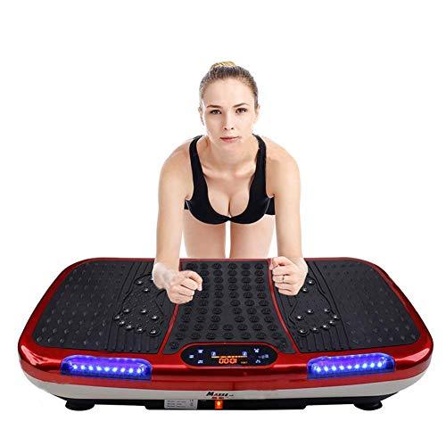 ZDYDM Plataforma Oscilante - Placa De Vibración Fitness para Todo El