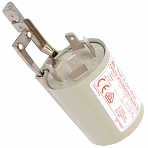 spares2go blockierungssicherung; Radio-Netz Filter Schalldämpfer für Philco Waschmaschine/Trockner Philco Radio