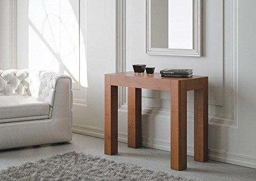 Group design consolle diva allungabile ciliegio in legno for Consolle group design