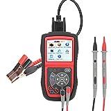 Winseker AL539B OBD2, Lettore di Codici AUTEL per Auto, Sistema di Controllo della Luce del Motore O2, sensore OBD II, Strumento di scansione a Colori