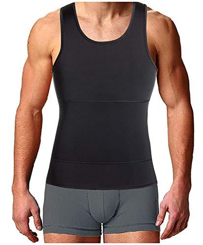 Bingrong Men Compression Vests S...