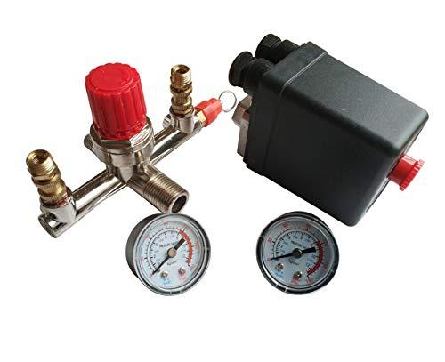 Interruptor presión durable bomba compresor aire
