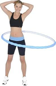 Health Hula Hoop S 23, blue, 100 cm