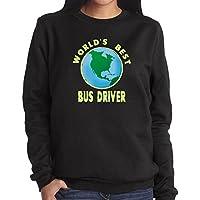 Felpa da Donna WORLD'S BEST Bus Driver