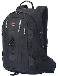 Mochila de gran capacidad para ordenador portátil, Ideal para viajes,casual,escuela y actividades al aire libre