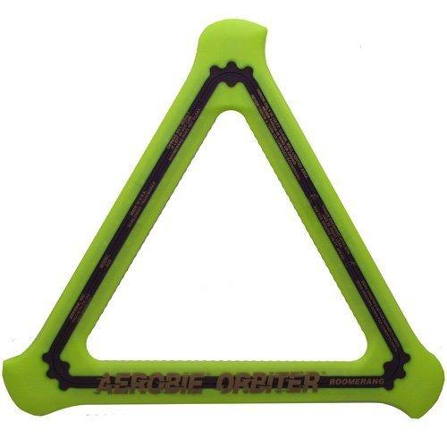 Aerobie Orbiter Boomerang gelb
