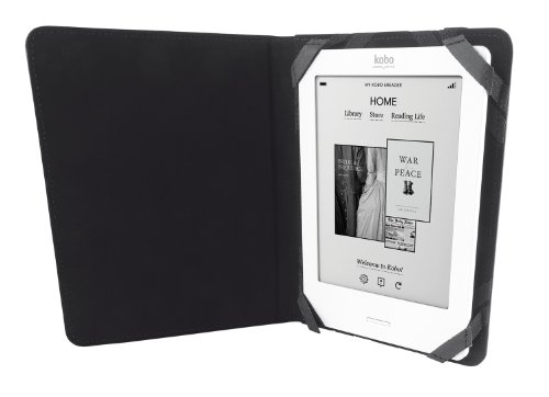 Trust Eno - Funda para ebook de 6'', negro