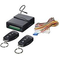 100F68 - Sistema remoto de coches Cierre centralizado de bloqueo sin llave con los reguladores alejados llave plegable