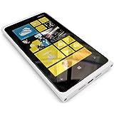"""Nokia Lumia 920 - Smartphone libre (pantalla táctil de 4,5"""", S.O. Windows) color blanco [Importado de Francia]"""