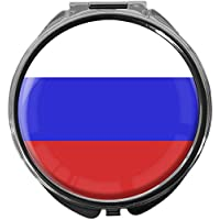 Pillendose/rund/Modell Leony/FLAGGE RUSSLAND preisvergleich bei billige-tabletten.eu