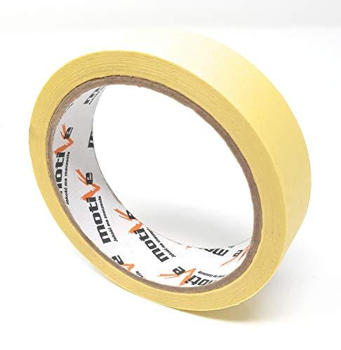 Impr/ägniertes Kreppband zum Streichen /& Lackieren DUCK Feinkrepp 107-05 3er Set 30mm x 50m Malerkreppband f/ür den Innenbereich