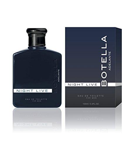 Botella Night Live 100 ml Eau de Toilette