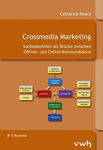 Crossmedia Marketing: Suchmaschinen als Brücke zwischen Offline- und Online-Kommunikation