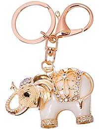 Bijou Vertex The Indian Elephant Keychain & Bag Charm