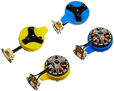 Parrot Bebop Drone 2 Brushless Motor Set (Silver)