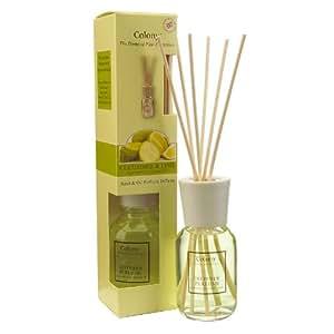 Colony Wax Lyrical Homescents - Diffusore con bastoncini al cetriolo e lime