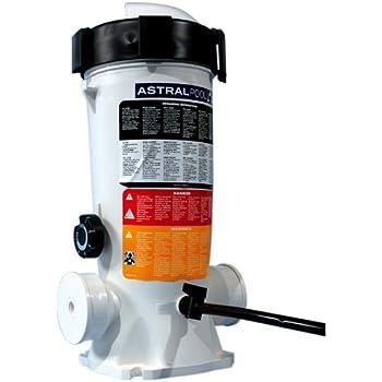 fluidra 24429–Doseur Chlore/Brome Dossi-3In-line 3.5kg