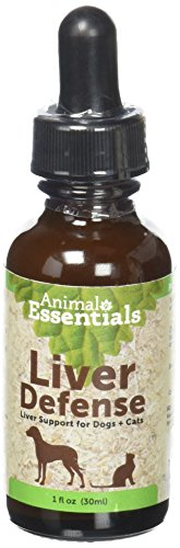 Animal Essential APAWTHECARY DANDELION/MILK THISTLE (Liver) For Dogs & Cats 1 oz 1