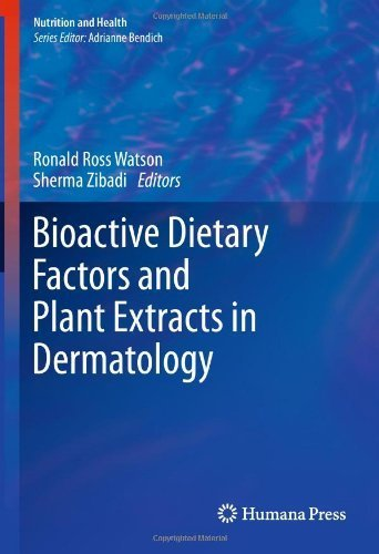 Bioactive Dietary Factors and Plant Extracts in Dermatology (Nutrition and Health) by Humana Press (2012-11-27)
