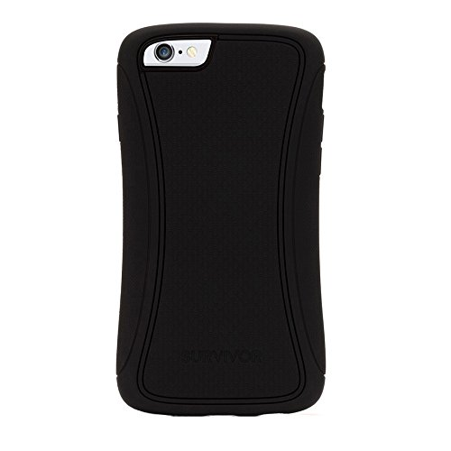 Griffin Black Survivor Slim Protective Case for iPhone 6 4.7  available at amazon for Rs.2311