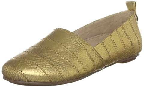 House of Harlow Kail, Mocassins femme - Or antique (Antic gold), 36.5 EU