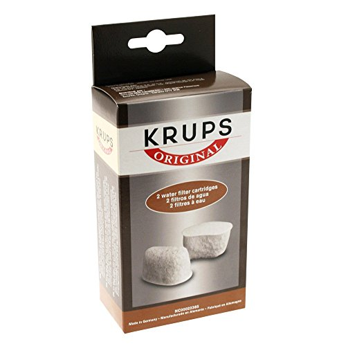 Krups F 472 00 Thermo-Kaffeemaschine Duofilter Set ohne Halterung 00 Duo