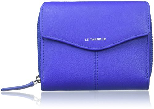 Le Tanneur Valentine Ttv3105, Portamonete, Blu (Bleu (B3)), taglia unica