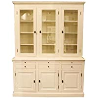 Comparador de precios Casa-Padrino Large Shabby chic country house style cabinet with 4 doors and 3 drawers - buffet cabinet - wardrobe dining room - precios baratos