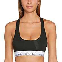 Calvin Klein Bralette - Top sujetador para mujer